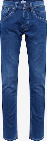 Pepe Jeans Džinsi 'Track' pieejami zils džinss: Priekšējais skats