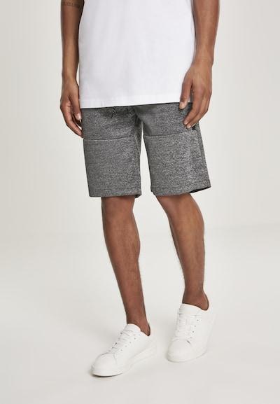 Pantaloni SOUTHPOLE pe negru amestecat, Vizualizare model