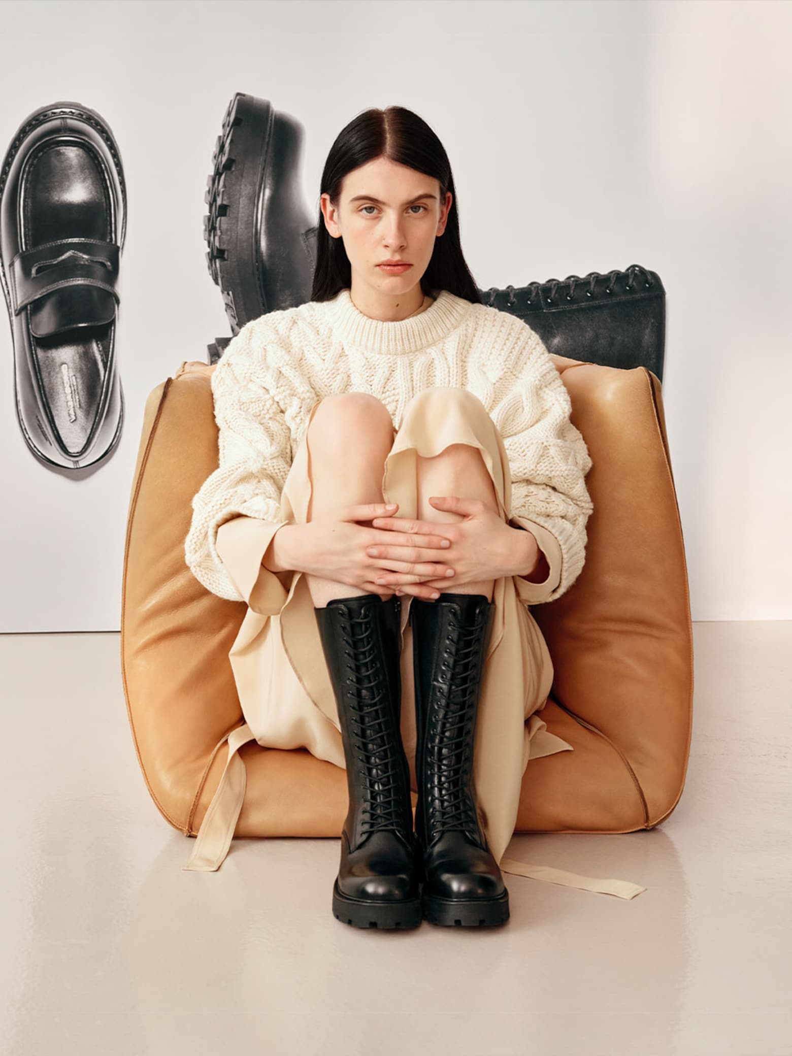 "De herfst/winter 20 collectie ""By shoemakers"" Vagabond Shoemakers"
