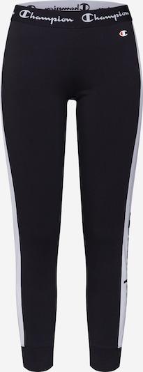 Kelnės iš Champion Authentic Athletic Apparel , spalva - juoda / balta, Prekių apžvalga