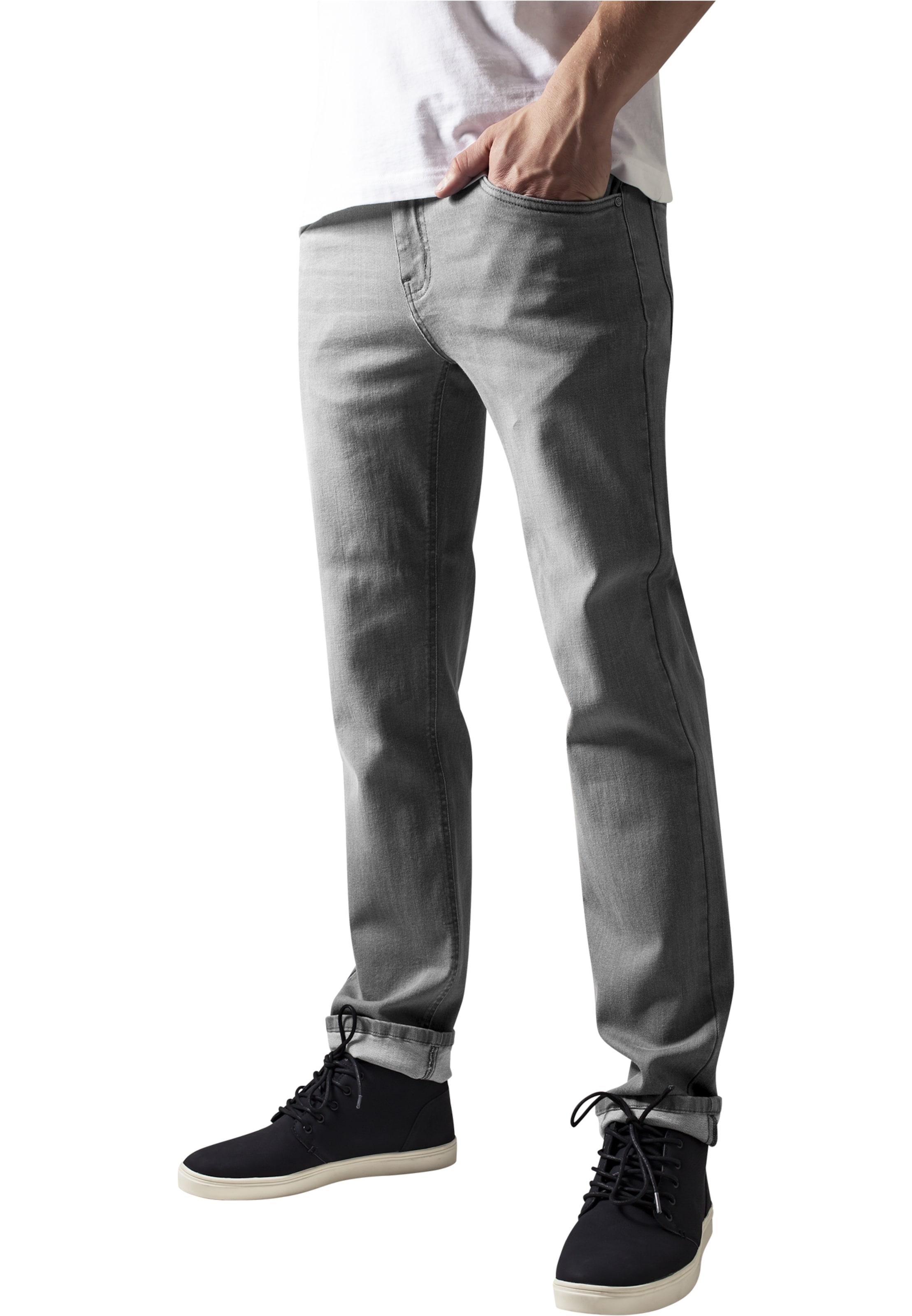 Stretch Pants In Denim Grey Classics Urban mvnN0O8w