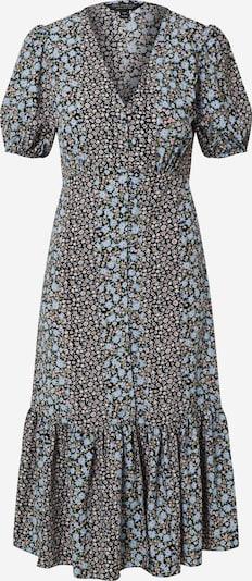 Miss Selfridge Kleid 'SPLICED' in blau, Produktansicht
