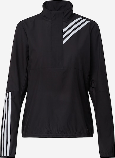 ADIDAS PERFORMANCE Sportovní bunda - černá / bílá, Produkt