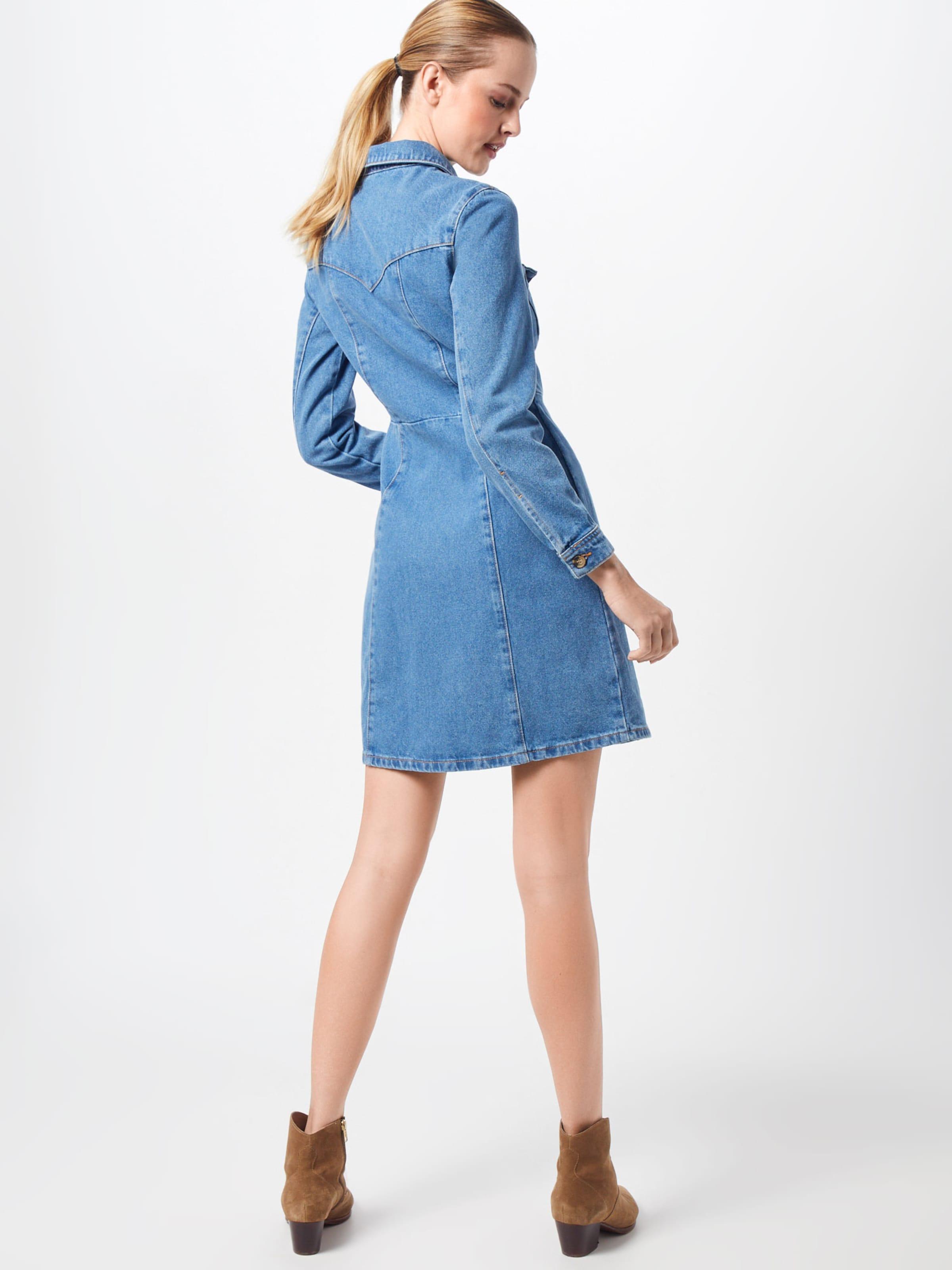 X Emre En You Robe Bleu chemise 'ayana' Gizem Denim About LpVqSUGMz
