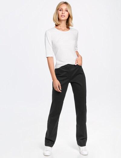 GERRY WEBER Jeans 'Danny' in schwarz, Modelansicht