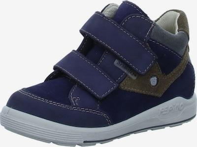 RICOSTA Schuhe in kobaltblau / braun / dunkelgrau, Produktansicht