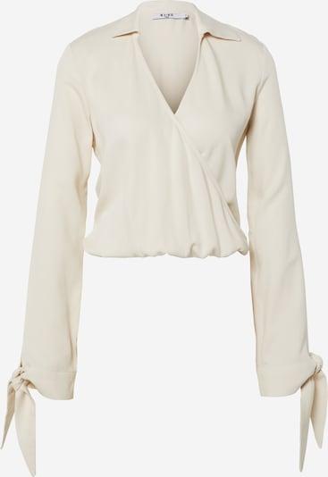 Bluză NA-KD pe bej, Vizualizare produs
