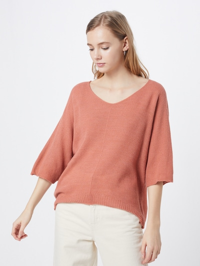rózsaszín Hailys Pulóver 'Verena', Modell nézet