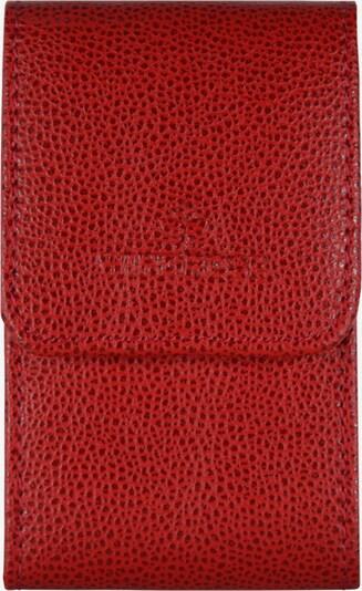 WINDROSE Beluga Manicure-Etui 6,5 cm Leder in rot, Produktansicht