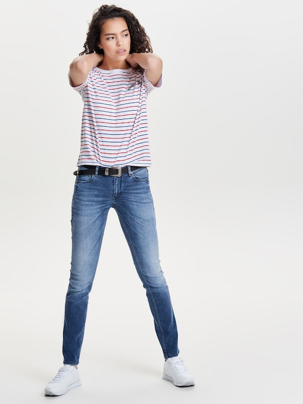 ONLY Demi Reg Slim Fit Jeans