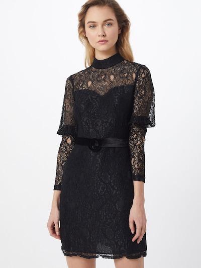 Fashion Union Společenské šaty 'MARGERINE' - černá, Model/ka