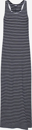 Urban Classics Kleid in schwarz / weiß, Produktansicht