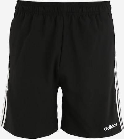 Pantaloni sport 'Chelsea' ADIDAS PERFORMANCE pe negru / alb, Vizualizare produs