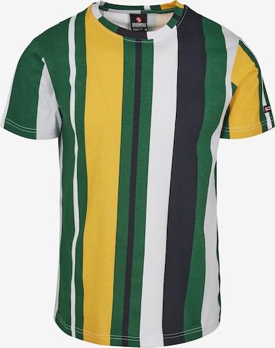 SOUTHPOLE Camiseta en verde / mezcla de colores, Vista del producto