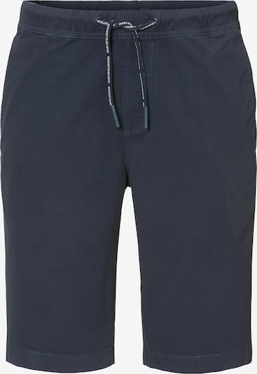 Marc O'Polo DENIM Chino-Shorts in blau, Produktansicht