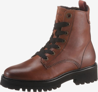 Marc O'Polo Lace-Up Ankle Boots in Caramel, Item view