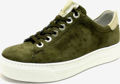 SEMLER Sneaker in oliv, Produktansicht