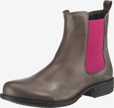 Paul Vesterbro Chelsea Boots in taupe, Produktansicht