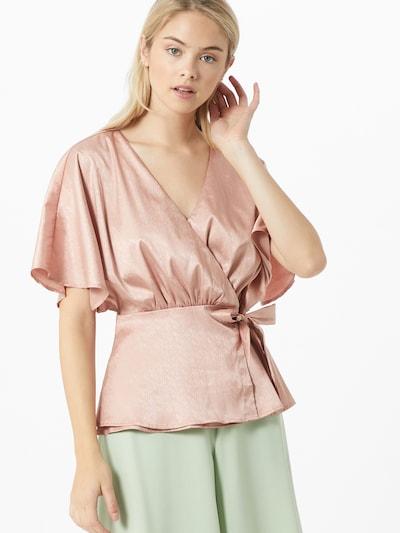 VILA Bluse 'Kini' in rosa: Frontalansicht