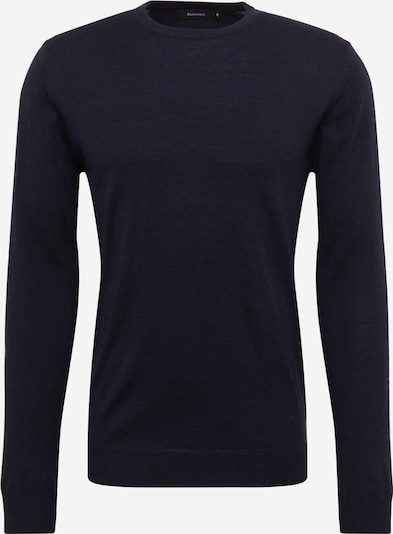 Matinique Pullover 'Margrate' in navy: Frontalansicht