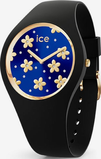 ICE WATCH ice-watch Quarzuhr »ICE flower, 017579« in blau / schwarz, Produktansicht