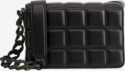 VIOLETA by Mango Tasche 'min matt' in schwarz, Produktansicht