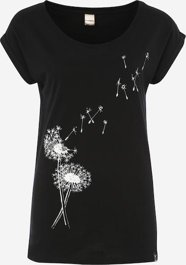 Iriedaily Koszulka 'Pusteblume' w kolorze czarnym, Podgląd produktu