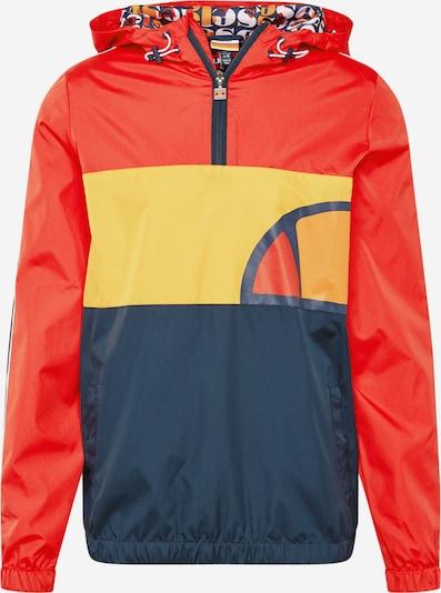 ELLESSE Prechodná bunda 'Agnolo' - oranžová / svetločervená / čierna, Produkt