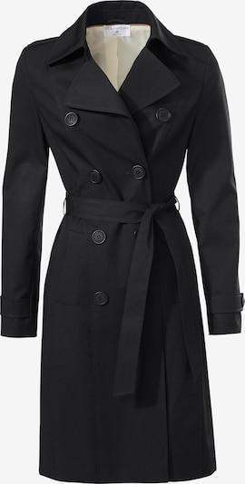 heine Mantel in schwarz, Produktansicht