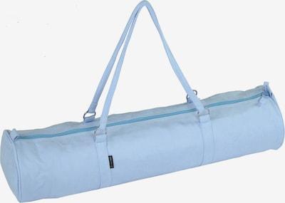 YOGISTAR.COM Yogatasche in hellblau, Produktansicht