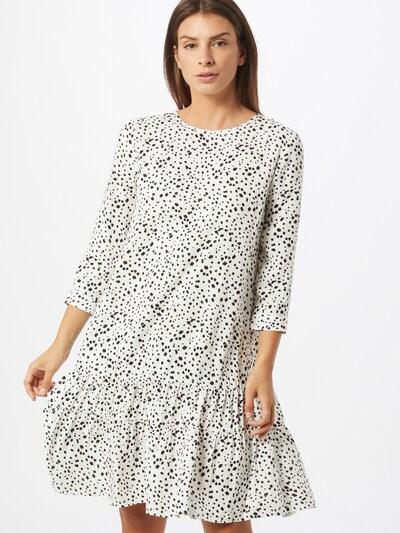 s.Oliver Kleid in schwarz / weiß, Modelansicht