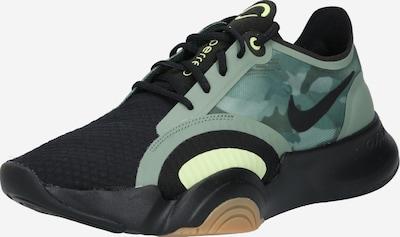 NIKE Chaussure de sport 'SUPERREP GO' en vert / olive / noir, Vue avec produit