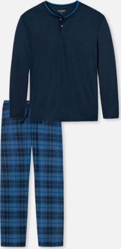 SCHIESSER Langer Pyjama