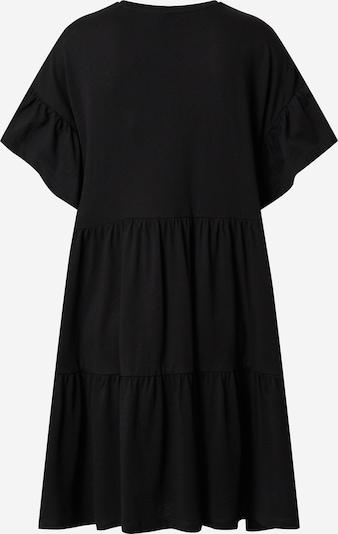 ONLY Kleid 'ONLMAY NEW LIFE S/S CUTLINE DRESS' in schwarz, Produktansicht
