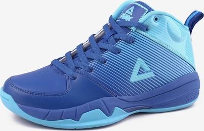 PEAK Basketballschuh 'Kids Weave' in blau / hellblau, Produktansicht