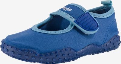 PLAYSHOES Aquaschuhe in blau / hellblau, Produktansicht