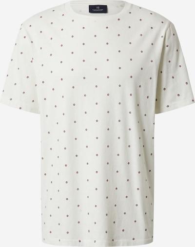SCOTCH & SODA Shirt in rot / schwarz / weiß, Produktansicht