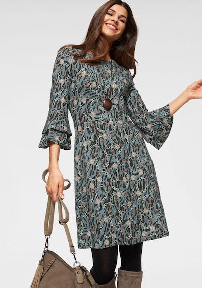 BOYSEN'S Kleid in mischfarben, Modelansicht