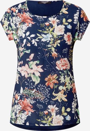 ZABAIONE T-Shirt  'Carry' in navy / mischfarben, Produktansicht