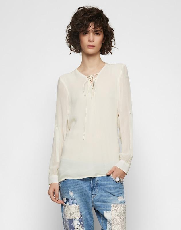 GLAMOROUS Bluse mit Schnürung 'IN0012'
