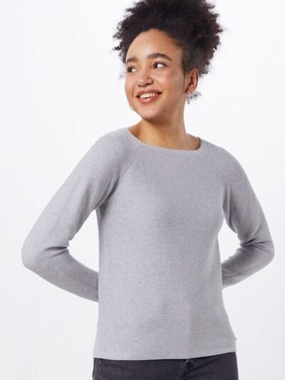 ESPRIT Pullover in hellgrau, Modelansicht