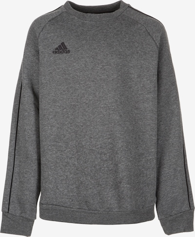 ADIDAS PERFORMANCE Sportief sweatshirt 'Core 18' in de kleur Grijs gemêleerd, Productweergave