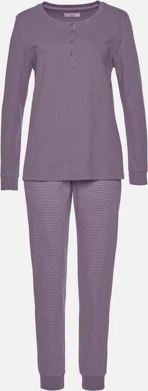 TRIUMPH Pyjama in flieder  Neu in diesem Quartal