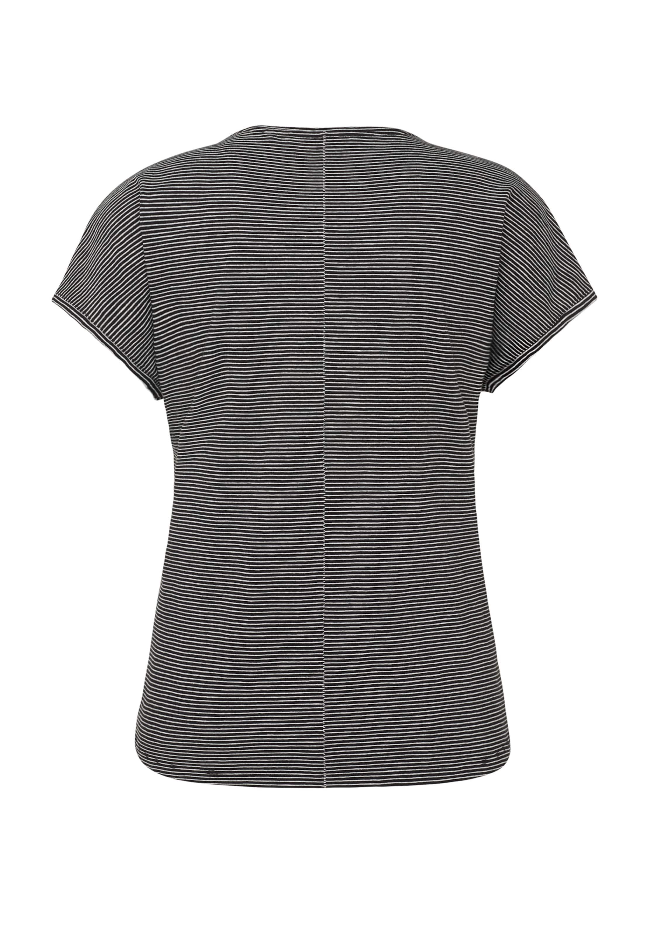 'stripes' AnthrazitSchwarz shirt In Recolution T jpGqMLSVUz