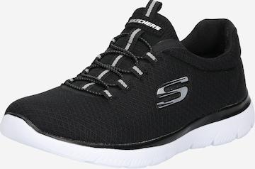 SKECHERS Sneaker 'Summits' in Schwarz