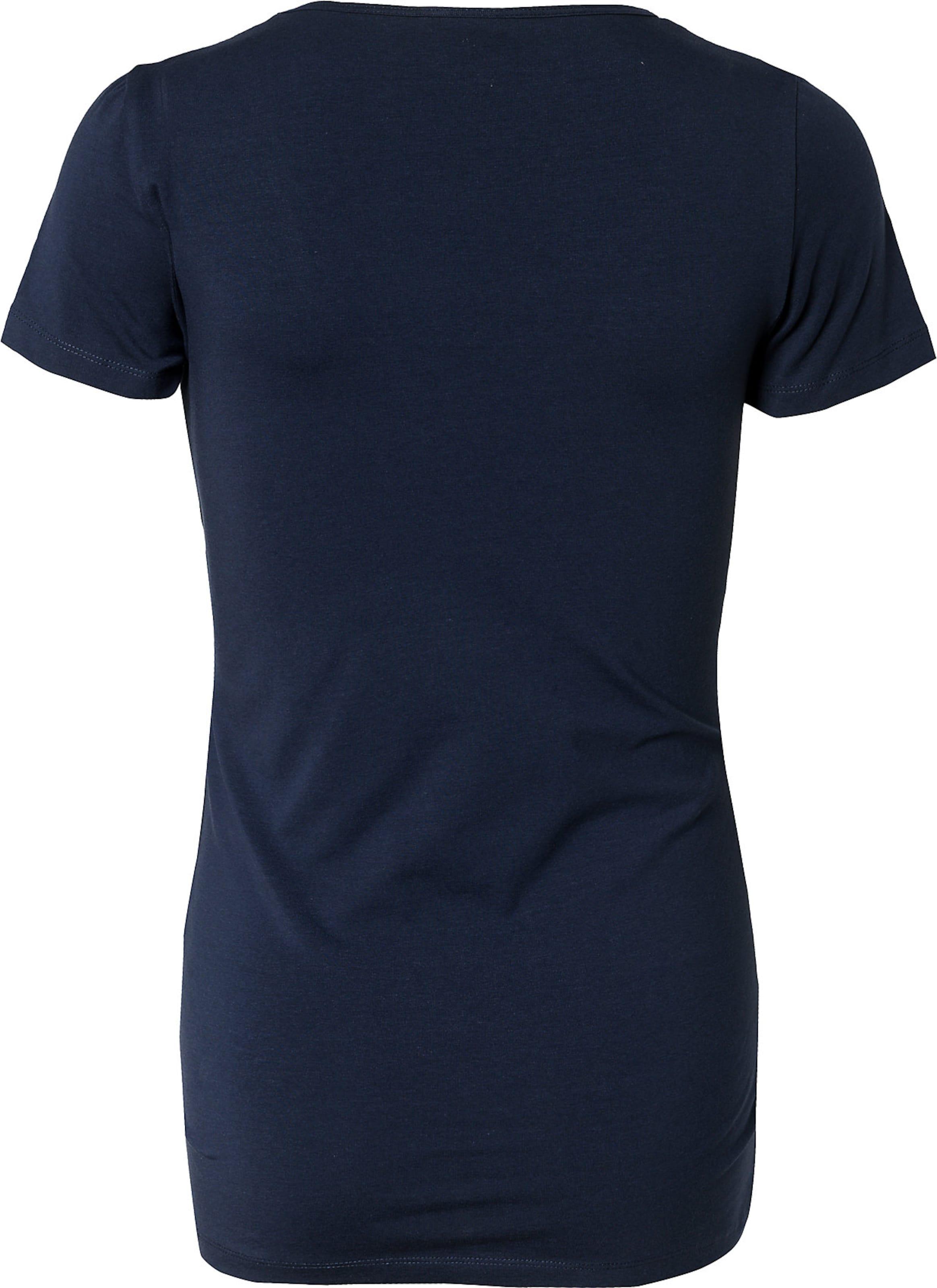 shirt En Mamalicious T Bleu 'lea' Nuit IvYymbf76g