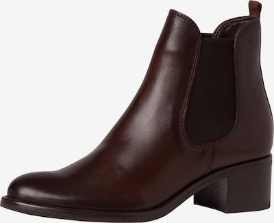 TAMARIS Chelsea Boots in dunkelbraun, Produktansicht