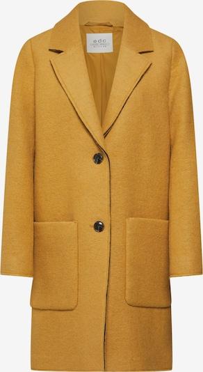 EDC BY ESPRIT Płaszcz przejściowy w kolorze żółtym, Podgląd produktu