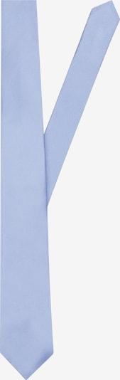 SEIDENSTICKER Krawatte ' Schwarze Rose ' in blau, Produktansicht