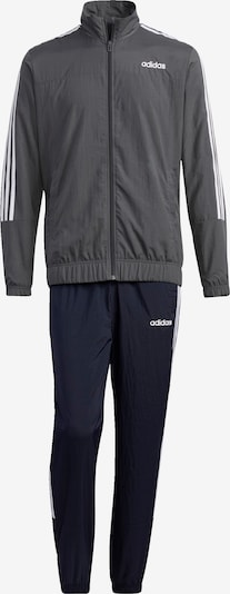 ADIDAS PERFORMANCE Sportpak 'Essentials Woven' in de kleur Navy / Grijs, Productweergave